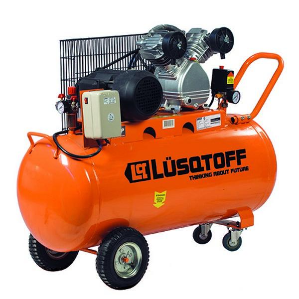 LUSQTOFF – Compresor de Aire 100 Lts LC-30100