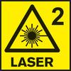 Clase de láser 2 Clase de láser en instrumentos de medición