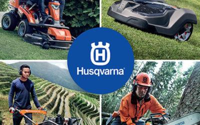 Catálogo Husqvarna