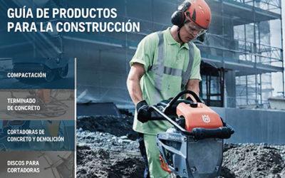 Catálogo Husqvarna Construcción